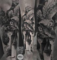 Nayana tattoo hell studio Prague