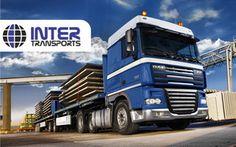 INTER Transports: Transport marfa international rutier, maritim sau aerian Transport Routier, Heavy Equipment, Romania, Transportation, Trucks, Vehicles, Flat, Bed, Party