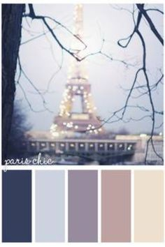 And there is the most beautiful color swatch