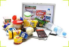 Guide to grocery shopping online in the UK