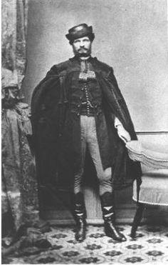 Gyula Andrassy, 1823 -1890