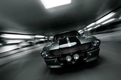 """Mustang Shelby GT 500 """"Eleanor"""" — © Easton Chang"""