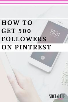 Ready to grow your Pintrest account? Check out our latest article on how to get your first 500 Pintrest Followers.