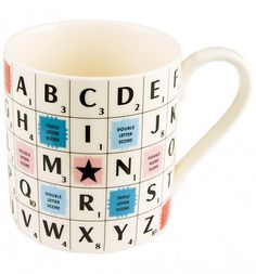 Scrabble Tile Mug (Grandma)