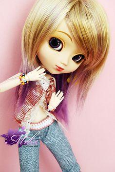 posen girl Pullip Dolls | photo size: medium 640