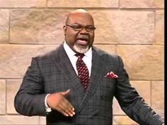 "new! Bishop T D Jakes ""DON'T LET YOUR SITUATION CHANGE WHO YOU ARE"""
