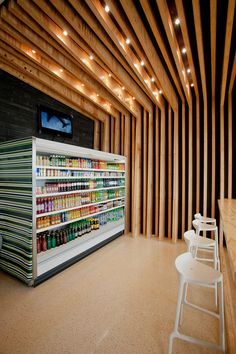 The Grocery restaurant by Plasma, Medellín   Colombia store design