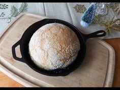 Skillet Bread Recipe 4 Ingredients Watch The Video