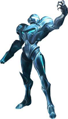 Dark Samus (Metroid Prime 3: Corruption)