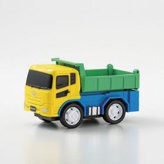 UD Trucks Merchandise Quon Pull Back Dump Car carrier Tomica Choro Q New Free #UDTrucks