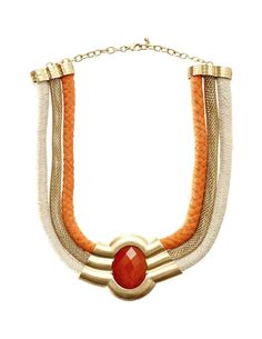 Producto: Collar Cordones Medallón