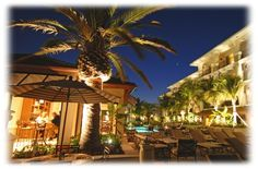 Vero Beach Hotel & Spa (my favorite) the hotel is nice, the food is great and the beach is beautiful.