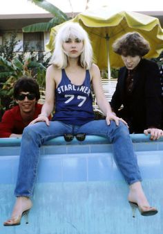 1970s, Blondie - One of Emily's favorite bands.
