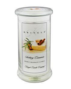 Świeca Kringle Candle cynamon