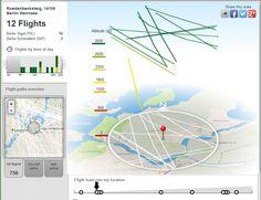 Routes Radar [Interactive]
