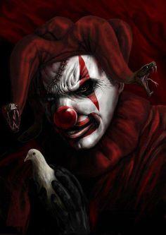 Medusa Clown