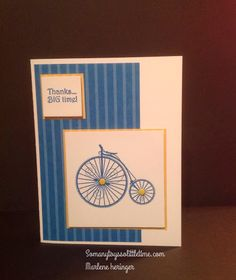 Stampin' Up Timeless Talk, So Saffron, Pacific Point, Squares Framelits