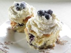I am so in love.  Blueberry Biscuits from CookingChannelTV.com