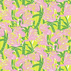 Fan Dance - lilly for target print