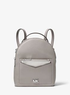 Jessa Small Pebbled Leather Convertible Backpack  e0c3d4cfc7827