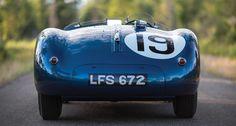 Dieser Jaguar C-Type ist Ihr Ticket für den Concours of Elegance 2015 | Classic Driver Magazine