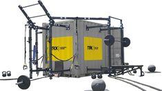 TRX Functional Training Locker