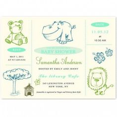 September 2012 | Baby Shower Invitations – Cheap Baby Shower Invites & Ideas | Page 2