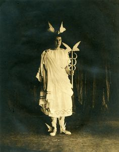 how to make a greek god hermes costume