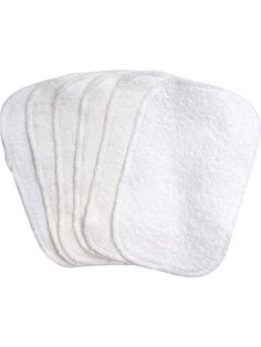 Terry Wipes - 6 Pack $16.00 USD   -Ultra soft terry baby wipes -Made with finest 100% GOTS certified organic Egyptian cotton -Perfect for sensitive skin  -Fair trade  -Country of origin: Egypt