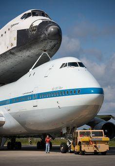 Space Shuttle Endeavour is ready for it's final flight.