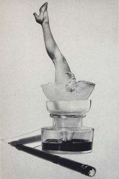 John Heartfield: Sweet Ink, 1929.