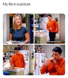 _friends_memes for more laughter . Friends Funny Moments, Friends Cast, Friends Episodes, Friends Series, Friends Tv Show, Laughter Friends, Funny Friend Memes, Funny Relatable Memes, Joey Tribbiani