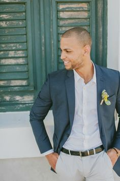Tropical groom | Dreamy Day After Session In Cabo Rojo | Jessica Charles Photography