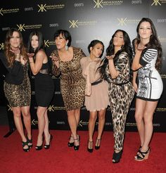 Pin for Later: The 100 Sexiest Kardashian Outfits of All Time That's All, Folks . . . Until tomorrow.