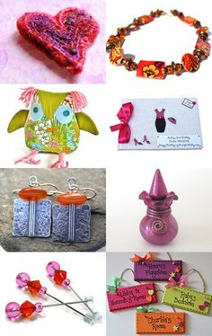 Brights by Carolyn Ford on Etsy--Pinned with TreasuryPin.com