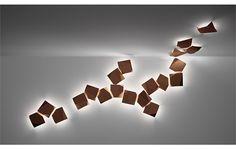 Ramón Esteve Origami Wall Light