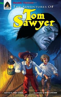 The Adventures of Tom Sawyer: The Graphic Novel (Campfire Graphic Novels) by Matt Josdal http://www.amazon.com/dp/9380028342/ref=cm_sw_r_pi_dp_8v.Zvb0BKSCZ4