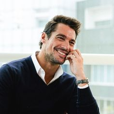 We recently met with David Gandy on a Sunday morning to speak with him about his role as the face of Dolce & Gabbana Light Blue Pour Homme, the men's fragrance for which he has fronted since its inception, 9 years ago. Casted to play one of an Italian duo frolicking off the Sicily coast, the Englishman in-the-flesh, is as magnetic as he is on screen, and in print.  <em>Stay tuned for our interview.</em>