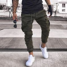 Instagram media by sneakerjeans - Sneakerjeans Powered by @hasanegilmez66 Featuring Cargo Jogger Pants (Product Code Search 94587) available Online @ www.sneakerjeans.tictail.com 🌎Worldwide Shipping. Whatsapp Info 📲 +491624942704 #sneakerjeans #adidasnmdr1 #adidasnmd #gucci #zanotti #streetstyle #streetwear #streetfashion #urbanwear #urbanstyle #urbanoutfitters #joggerpants #joggerjeans #jogger #valentino #philippplein #fendi #moncler #armani #givenchy #dsquared #newyork #gucci…