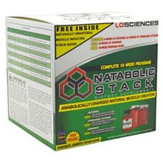 LG Sciences Natabolic Stack