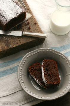 Torta morbida al cioccolato con sale dolce di Cervia - www.conlemaninpasta.com