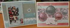 Photo Scraps: Thursday October 29th 1-3 PM Thursday November 12th 6-8 PM Silver Bells Christmas Cards with Karen