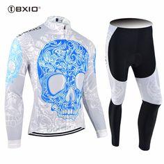 Cheap 2017 Nueva Llegada BXIO Camisetas de Ciclismo Maillot Ciclismo Ropa  de Hombre Otoño Pro Ropa ed55dd2d89284