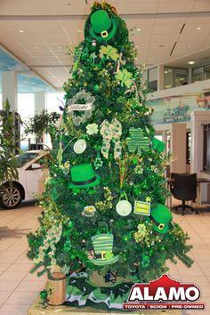 Saint Patrick's Day Tree