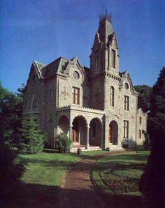 Ebenezer Maxwell Mansion in Germantown - 1859 200 W Tulpehocken street  http://ebenezermaxwellmansion.org/