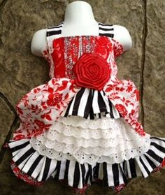 Paris RoseGorgeous Whimsical and Retro all in one3m by Twirlicious, $72.00