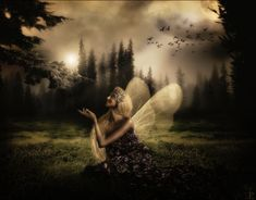 40 Best Photoshop Tutorials for Creating Fantasy Scenes http://naldzgraphics.net - create things like galaxy angels, fantasy creatures, flying lands, dark surreal illustration, magical forest scenes, seamless compositing, mother nature scenes, white trees, mysterious lightning, fairy tale scenes, epic fantasy and night scenes, winged dragons, fantasy lights, reflective bubbles, and more!