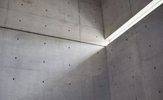Tadao Ando - Church of Light, Japan For Ando, the Church of Light is an architecture of duality – the dual nature of [co]existence – solid/void, light/dark, stark/serene.