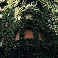 facades from Milan