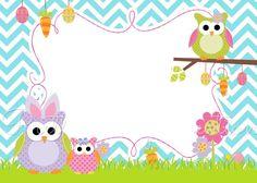웃♥ ♥ ♥ ♥ ♥ ♥웃♥ ♥ ♥ ♥ ♥ ♥ 웃 Winnie The Pooh Drawing, Moldes Para Baby Shower, School Border, Owl Theme Classroom, Boarders And Frames, School Frame, Kids Background, School Labels, Kids Labels